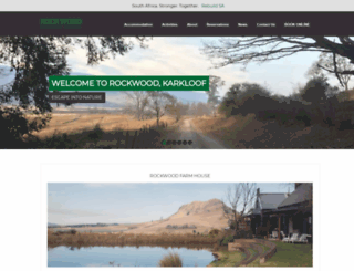 rockwood.co.za screenshot