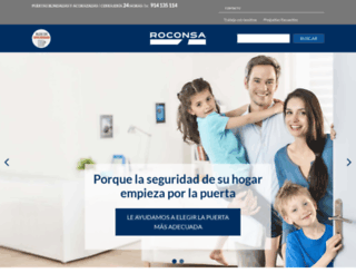 roconsa.com screenshot
