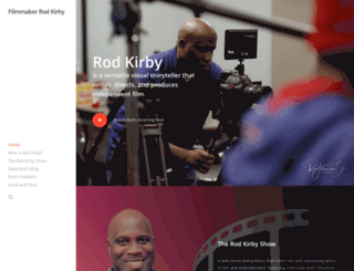rodkirby.com screenshot