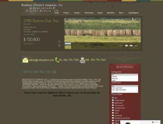 rodneydunn.com screenshot