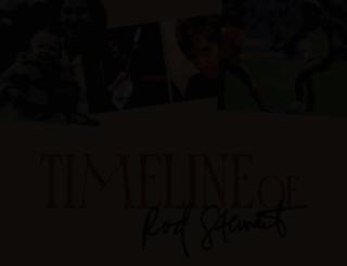 rodstewart.com screenshot