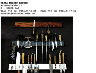 roedter-messer.de screenshot