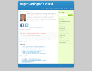 rogerdarlington.co.uk screenshot