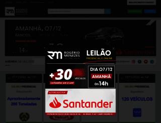 rogeriomenezes.com.br screenshot