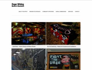 rogerwhiting.com screenshot
