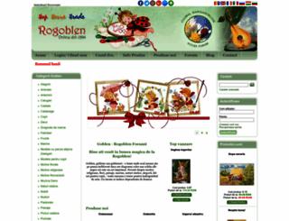 rogoblen.ro screenshot