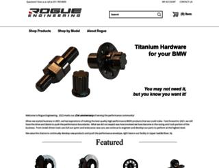rogueengineering.com screenshot