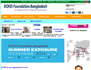 rohd.org screenshot