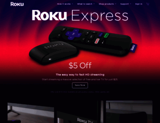 rokulabs.com screenshot
