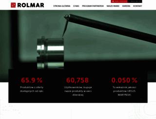 rol-mar.pl screenshot