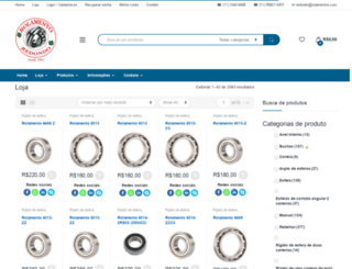 rolamentoredondo.com.br screenshot