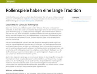 rollenspiel-topliste.de screenshot