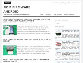 rom-firmwareandroid.blogspot.in screenshot