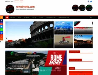 romainweb.com screenshot