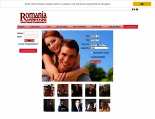 romania-matrimoniale.ro screenshot