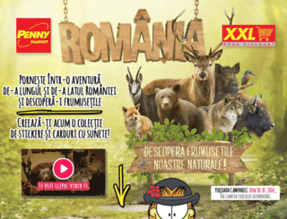 romania.penny.ro screenshot