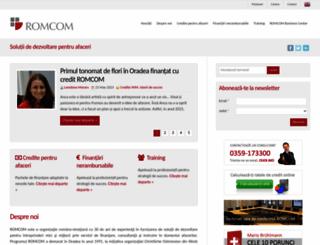 romcom.ro screenshot