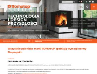romotop.pl screenshot