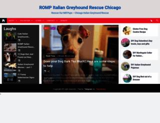 romprescue.com screenshot