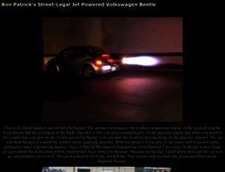 ronpatrickstuff.com screenshot