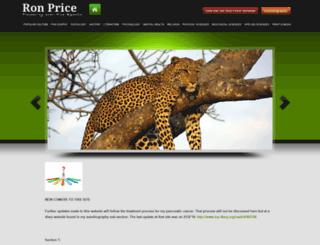 ronpriceepoch.com screenshot