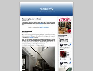 roomenvy.wordpress.com screenshot