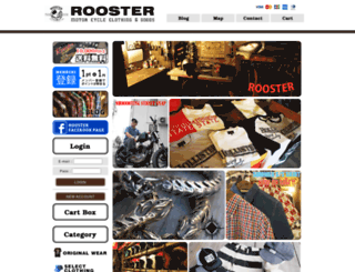 rooster-mc.com screenshot
