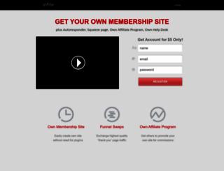 rootdev.infite.com screenshot