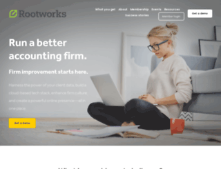 rootworks.com screenshot