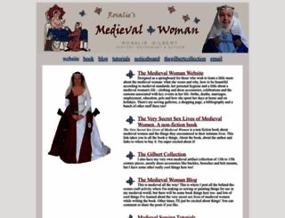 rosaliegilbert.com screenshot