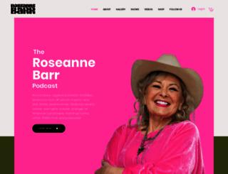 roseanneworld.com screenshot