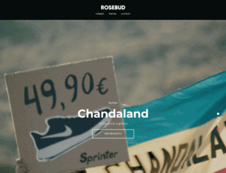 rosebud-ad.com screenshot