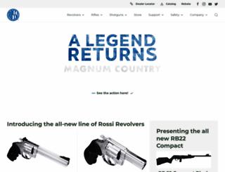 rossiusa.com screenshot