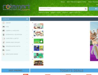 rotamart.com screenshot