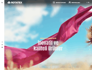 rotatextile.com screenshot