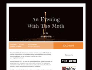 rothmoth.splashthat.com screenshot