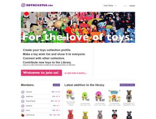 rotocasted.com screenshot