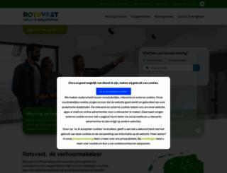 rotsvast.nl screenshot