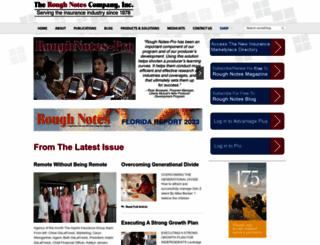 roughnotes.com screenshot