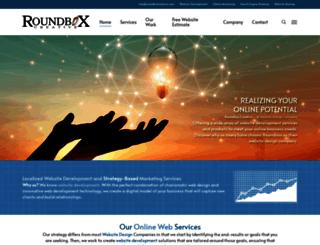 roundboxcreative.com screenshot