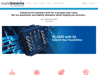 roundsolutions.com screenshot