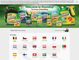 roundup.eu screenshot