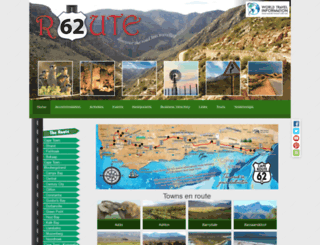 route-62-info.co.za screenshot