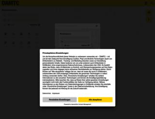 routenplaner.oeamtc.at screenshot