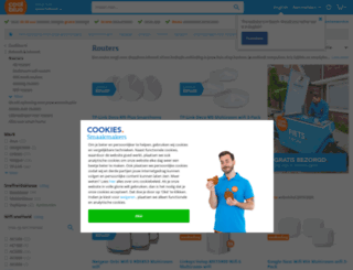 routercenter.nl screenshot