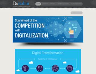 rowalim.com screenshot