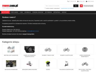 rower.com.pl screenshot