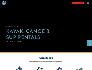 rowingdock.com screenshot