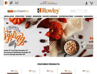 rowleycompany.com screenshot