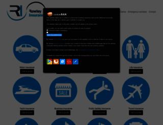 rowleyinsurance.co.uk screenshot